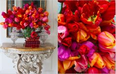 Hydrangea Hill Cottage: Carolyne Roehm's Tables and Flowers