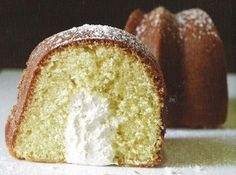Twinkie Bundt Cake..because Life is short