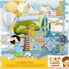 Kit digital pipa Já a venda na loja  http://acriativo.com/loja/index.php?main_page=product_info=34_id=640
