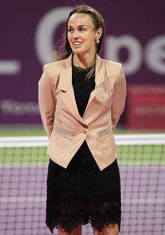 Martina Hingis nominated for Tennis Hall of Fame