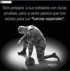 No solo un soldado...un soldado especial
