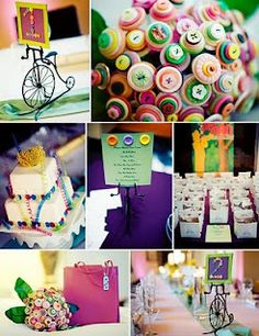 """""""Cute as a Button"""" Party! Ahhh!!! This is awesome!"""