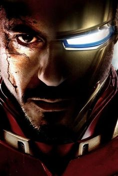 Iron man love everything about him