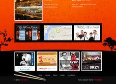 Webové stránky restaurace YAMI SUSHI