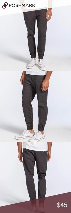 286f8d99 8 Best chino joggers images in 2019 | Chino joggers, Joggers, Mens ...