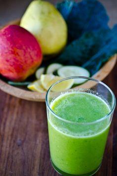 blissfulb - BLISS - blissful eats with tina jeffers: Green DetoxJuice