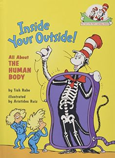 Inside Your Outside: All About the Human Body (Cat in the...