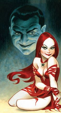 Bela by Bruce Timm