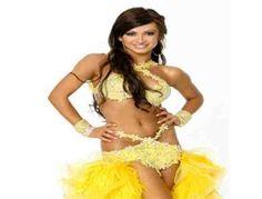 Dancing with the Star's Karina Smirnoff Autographed Soles4Souls Flip-Flops