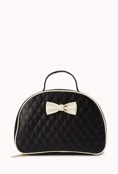 Iconic Cosmetic Bag   FOREVER21 It's time for a new makeup bag #F21CRUSH