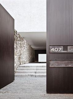 House 6 by Marcio Kogan, São Paulo, Brazil.