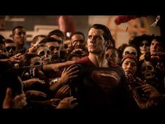 Batman v Superman: Dawn of Justice -. - Batman v Superman: Dawn of Justice - Comic-Con Trailer [Warner Bros. Pictures]Zack Snyder's Batman v Superman: Dawn of Justice is in theaters March Henry Cavill Superman, Batman Vs Superman, Fotos Do Superman, Mundo Superman, Superman Dawn Of Justice, Superman Movies, Superman Characters, Superman Comic, Dawn Of Justice