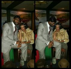 LeBron James With Wife Savannah Brinson-James