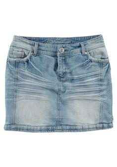 Kangaroos Jeansrock im Online Shop von Ackermann Versand #Mode #Fashion Jeans Rock, Casual Jeans, Denim Shorts, Shopping, Fashion, Fashion Styles, Women's, Moda, Fashion Illustrations
