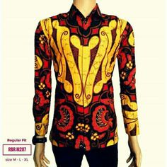 Saya menjual Baju Batik Pria Lengan Panjang RBR-M207 seharga Rp68.000. Dapatkan produk ini hanya di Shopee! https://shopee.co.id/rumahbatikrayana/537847708 #ShopeeID
