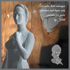 Biglietti, messaggi, promesse, speranze sono stati custoditi per anni da Giulietta. @julietsecrets #julietsecrets #casadigiulietta #juliethouse #lovers