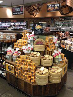 @Aundra Boeckman Boeckman Boeckman Edwards Foods Market Kansas display