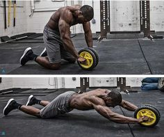 Sculpt Monster Abs With Just 4 Moves
