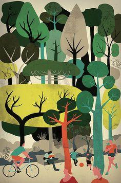 magazine ad by Francisco Martins