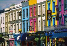 25 razones para visitar londres, Notting Hill