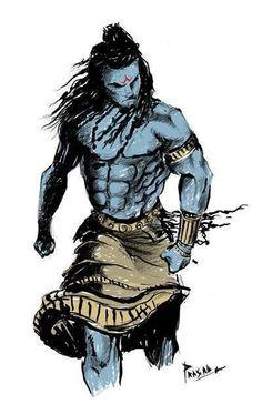 love this one.. damn cool.. #Shiv - shiva