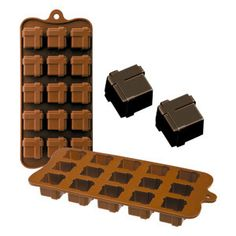 IBILI | Veepee Chocolates, Gifts, Organizing, Drinks, Food, Gift, Gourmet, Small Boxes, Shapes