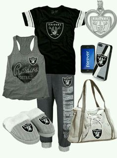 Raiders clothes