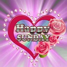 Have a Happy Sunday everyone,God bless and keep you safe xxx