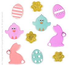 GelGems® large bag (bunnies & birds)