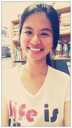 Smile, cause it's cheaper than medicine :)