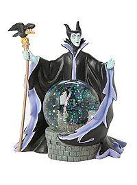 HOTTOPIC.COM - Disney Villains Sleeping Beauty Maleficent Water Globe
