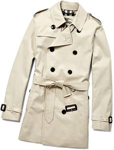 Valet. > Style > Profiles & Features > Anatomy of a Classic: The Trench Coat
