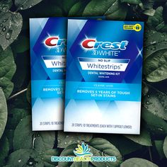Removes 5 years of tough set-in stains! Crest Whitestrips, White Teeth, Teeth Whitening, 5 Years, Dental, Stains, How To Apply, Health, Tooth Bleaching