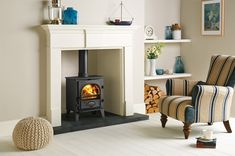 Have pretty much decided on this one.... Stovax Stockton 5 Wood Burning & Multi-fuel Stoves
