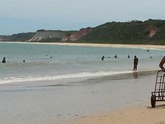 Mucuge Beach Brazil