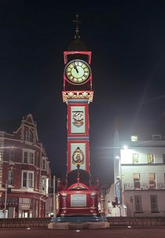 Weymouth Jubilee Clock by travellingred, via Flickr