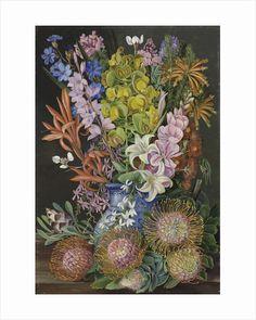 Leinwandbild Atlas und die Hesperiden Poster John Singer Sargent