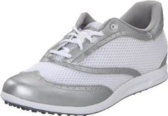 adidas Women's Adicross classic Golf Shoe adidas. $39.98. Sleek profile styling for a streamlined look. Manmade sole. Spikeless outsole delivers necessary traction, comfort and versatility. synthetic-and-mesh. Lightweight mesh upper provides breathability and comfort