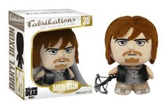 Walking Dead Fabrikations Soft Sculpture - Daryl Dixon @Archonia_US