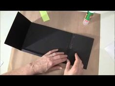 The whole series -- How to build a  photo mini album with G45 Olde Curiosity Shoppe paper collection Part1