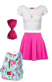Back To School Fashion 2014 | Outfit Ideas