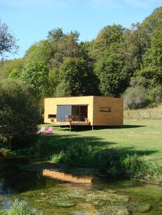 Nature et design contemporain en Bourgogne