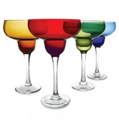 Trieste Collection Margarita Glass 4Pc Set