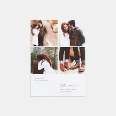This 5x7 flat card is printed on premium quality 100% recycled paper. Customize the design with your favorite photo and a personalized greeting. Designed just for you by Corina Nika.