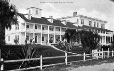 Florida Memory - Ocean House - New Smyrna Beach, Florida