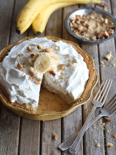 Bourbon Banana Cream Pie | Flickr: Intercambio de fotos
