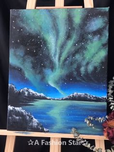 10 Easy DIY Painting For Home Decor &; Star Art 10 Easy DIY Painting For Home Decor &; Star Art Silvia Richardson malen 🙂 painting Are you. Easy Canvas Painting, Galaxy Painting, Easy Paintings, Canvas Art, Painting Art, Night Sky Painting, Simple Acrylic Paintings, Acrylic Painting Tutorials, China Painting