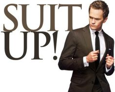 Suit up for an interview