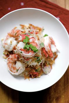 Life is Great: Thai Noodle Salad