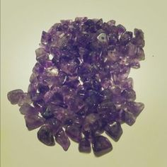 Jewelry - Amethyst Chip Beads
